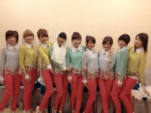 Cherrybelle BeAT Indonesia1