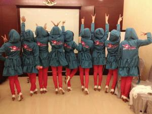 Cherrybelle BeAT Indonesia11