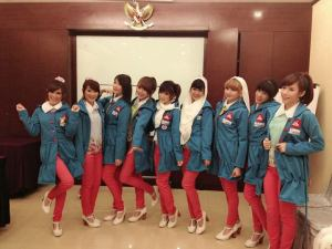 Cherrybelle BeAT Indonesia111