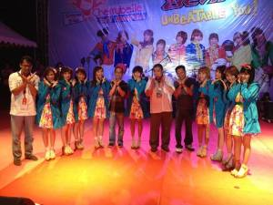 Cherrybelle BeAT Indonesia3