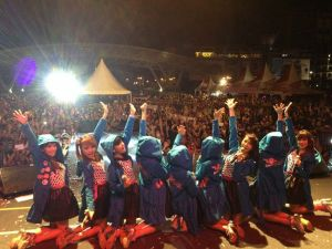 Cherrybelle BeAT Indonesia5