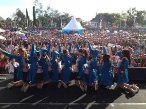 Cherrybelle BeAT Indonesia555