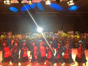 Cherrybelle BeAT Indonesia6