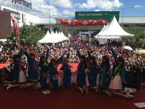 Cherrybelle BeAT Indonesia77