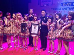 Cherrybelle BeAT Indonesia7777
