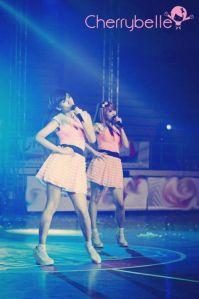 Cherrybelle - GOR C'Tra Arena Bandung111