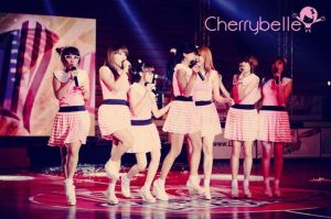 Cherrybelle - GOR C'Tra Arena Bandung1