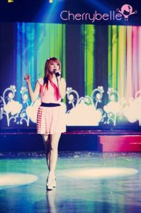 Cherrybelle - GOR C'Tra Arena Bandung