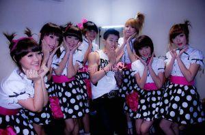 Cherrybelle - Konser Istimewa Jay Park  10 Mei 2012AA