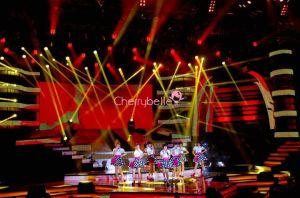 Cherrybelle - Konser Istimewa Jay Park A10 Mei 2012