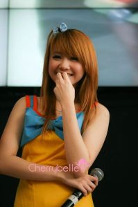 Cherrybelle - Truzz Pulpz Event 15 April 2012