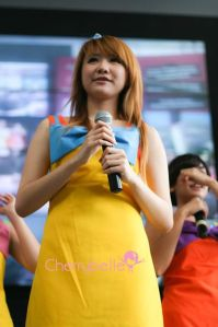Cherrybelle - Truzz Pulpz Event 15 April 2012A