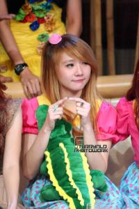 ryn chibi at buaya show (1)