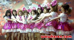 RYN CHIBI SCTV MUSIC AWARDS 2013 (1)
