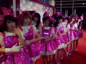 RYN CHIBI SCTV MUSIC AWARDS 2013