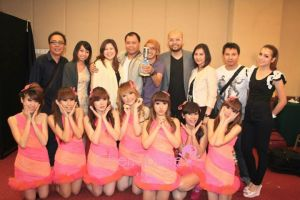 SCTV MUSIC AWARDS 2012 27 APRIL 2012A