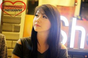 ryn chibi at MnG Share tea Baywalk (1)