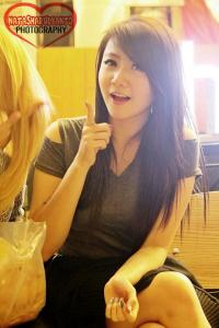 ryn chibi at MnG Share tea Baywalk (11)