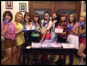 Ryn chibi A day with cherrybelle kompas tv 150214