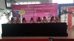 ryn chibi signing book Novel CRUSH 140214