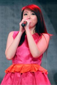 ryn chibi at Happines is Me Pink Ribbon Campaign (1)