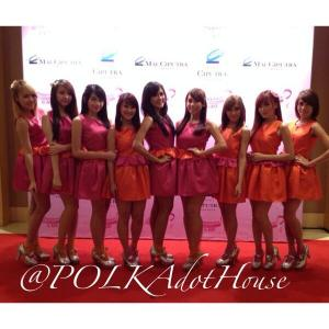 ryn chibi at Happines is Me Pink Ribbon Campaign (2)