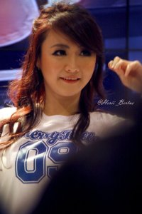 ryn cherrybelle at launching HP TA 11mei14 (1)