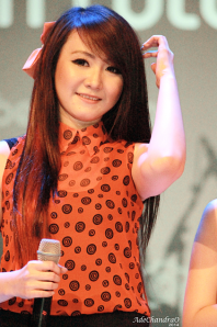 ryn cherrybelle at launching Open snap (1)