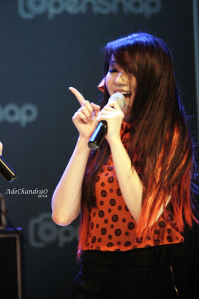 ryn cherrybelle at launching Open snap (3)