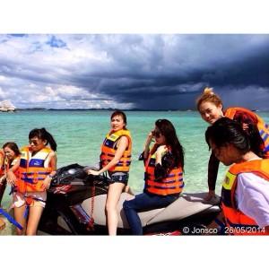 ryn chibi at bumi laskar pelangi belitung timur