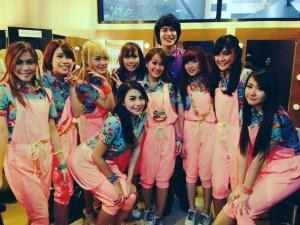 ryn chibi at slide show 110814 (2)