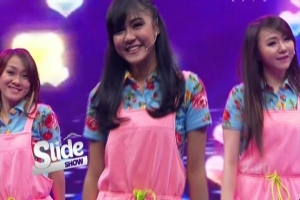ryn chibi at slide show trans tv 110814