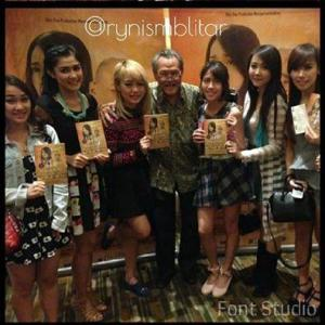 ryn chibi at gala premiere my idiot brother 11
