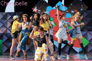 ryn chibi at inbox awards sctv 27092014