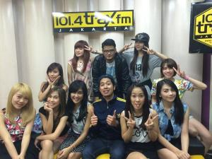 ryn chibi at SALMON TraxFM September 2014 (3)