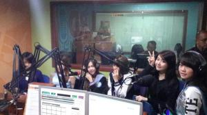 rynchiibi at promo radio JKT (1)