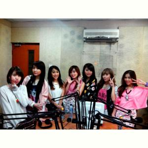 rynchiibi at promo radio JKT (13)