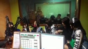 rynchiibi at promo radio JKT (2)