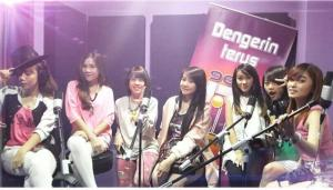 rynchiibi at promo radio JKT (3)