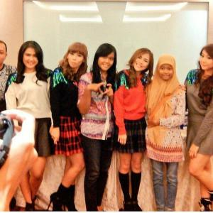 rynchiibi at promo radio JKT (4)